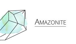 Amazonite - Les Pierrettes bijoux en pierres Paris